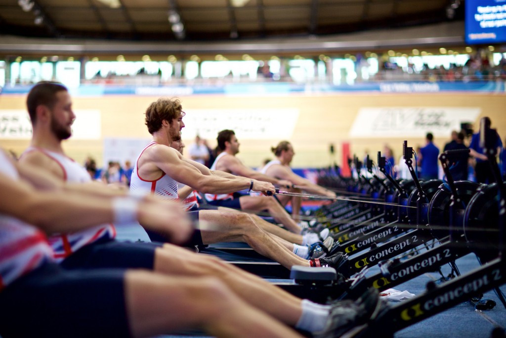 Concept2 have been named as the supplier of the official performance rowing machine of British Rowing ©British Rowing