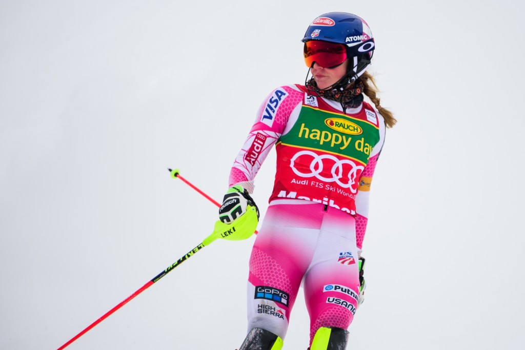 Shiffrin and Kristoffersen victorious at FIS Alpine Skiing World Cups