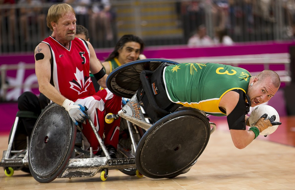 Australia are bidding to defend their Paralympic title ©Getty Images