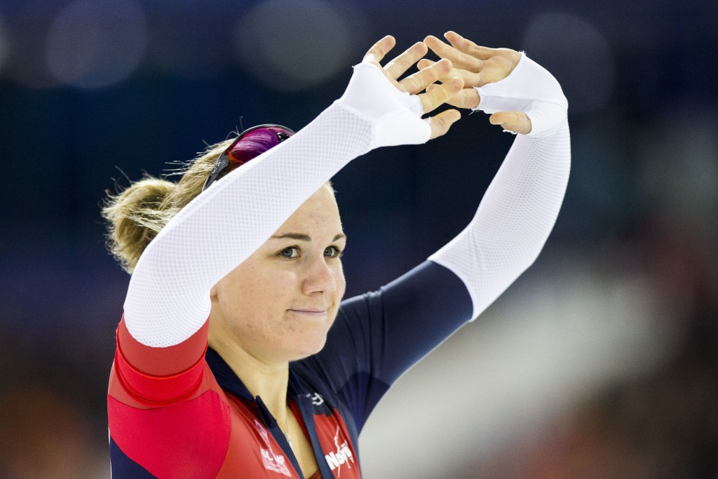 Karolina Erbanova won the women's sprint tournament after consistent performances ©Getty Images