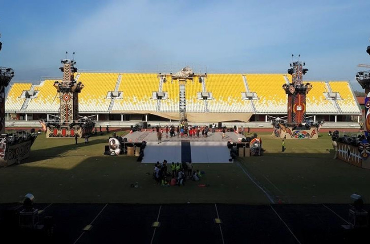The Pacific Games: Opening Ceremony build-up