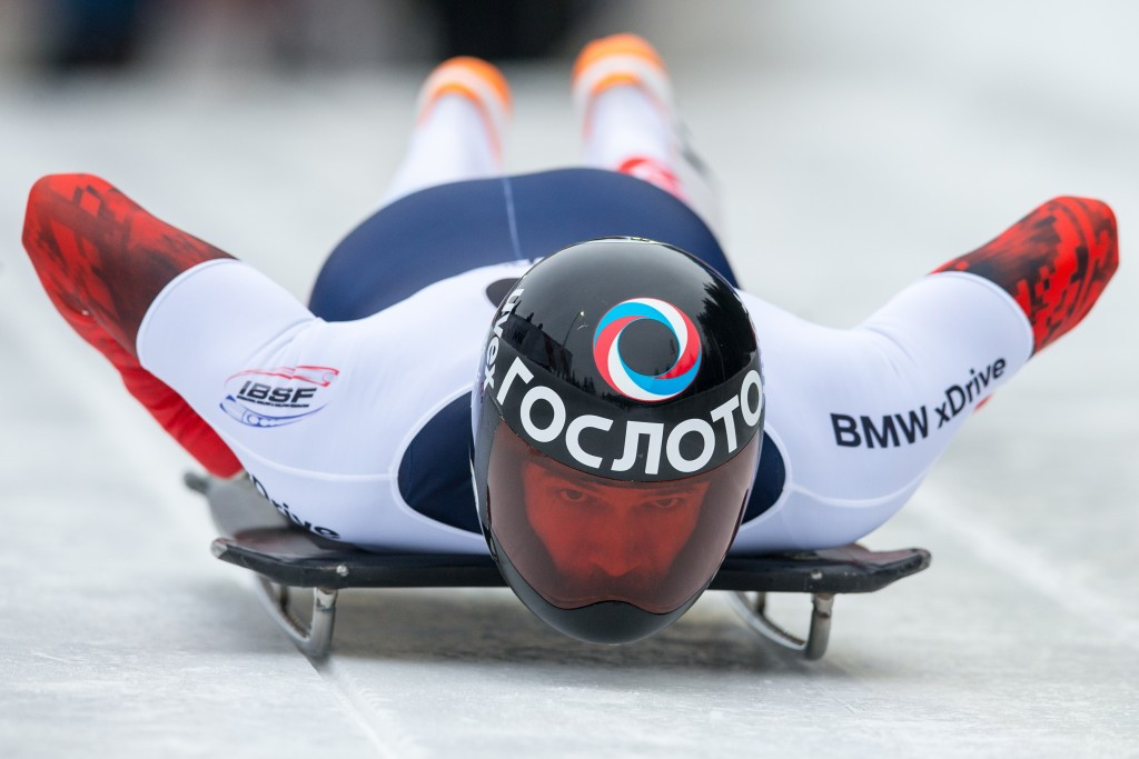 Alexander Tretiakov was among four Russian skeleton racers suspended before having the ban lifted, but only after missing a World Cup competition which wrecked his chances of winning the series ©Getty Images