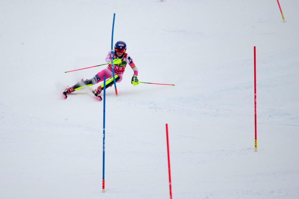 Shiffrin the one to stop again at FIS World Cup night race in Flachau