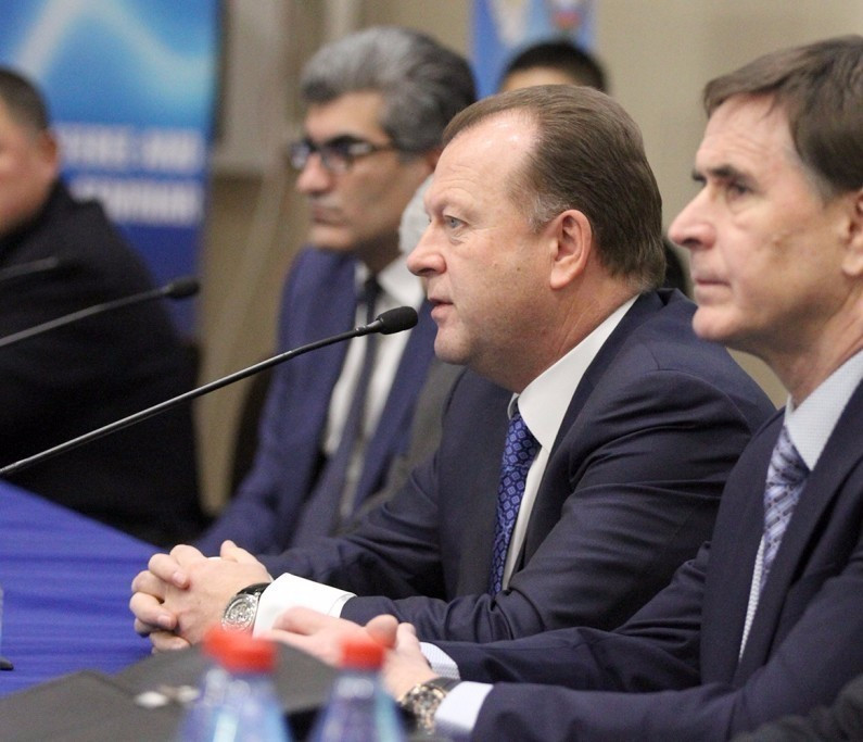 The recently changed IJF rules have been presented to both coaches and referees in Baku ©IJF