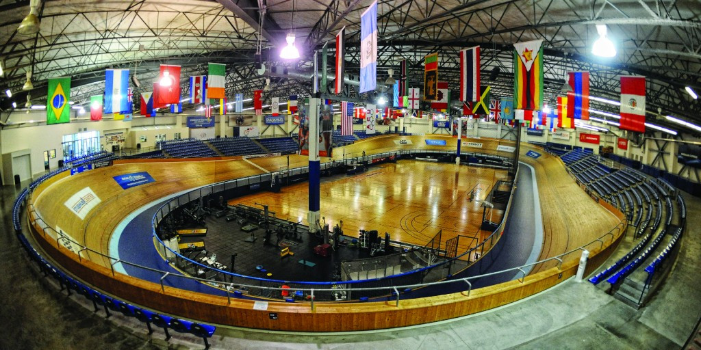 The VELO Sports Center in Los Angeles will stage the Championships ©VELO Sports Center