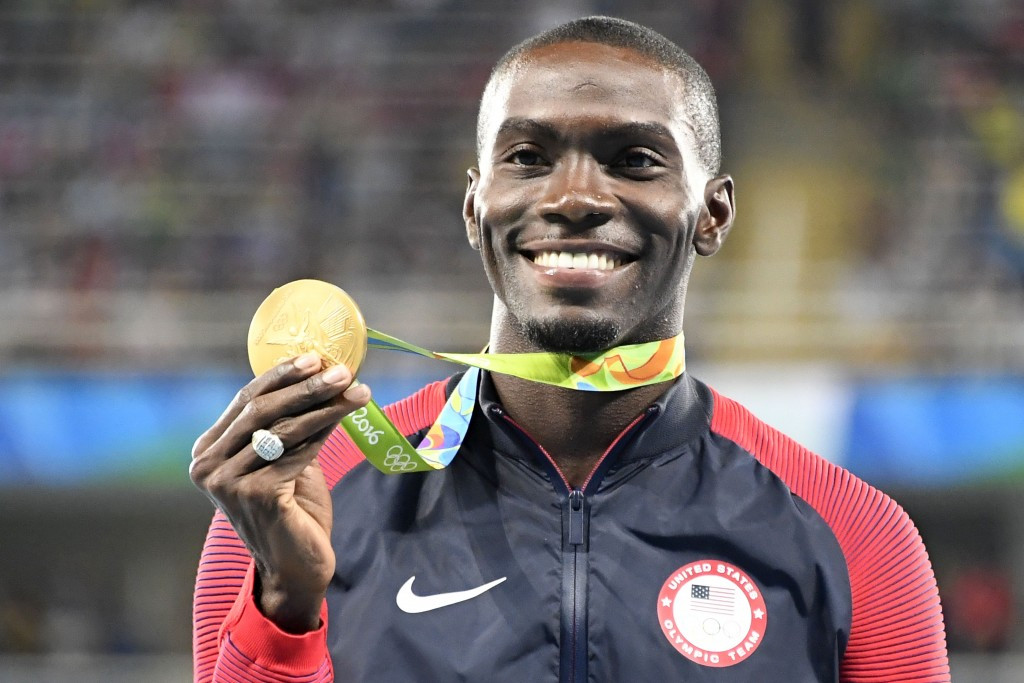 Rio 2016 Olympic gold medal-winning 400 metres hurdler Kerron Clement has become the latest high-profile athlete to be confirmed as competing in the new Nitro Athletics series in Melbourne ©Getty Images