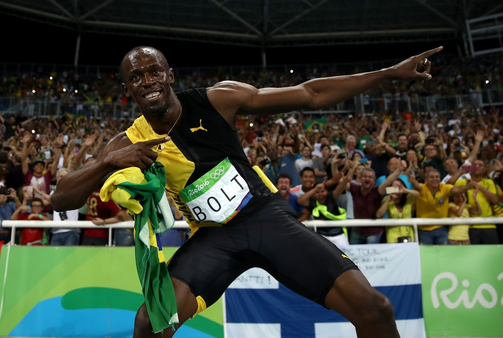 Kerron Clement will join Usain Bolt's All-Stars ©Getty Images