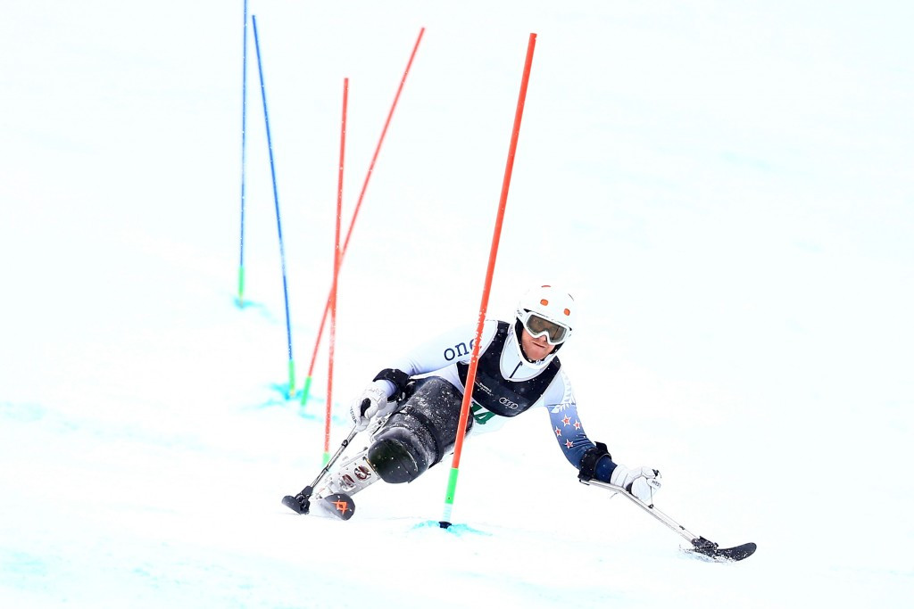 New Zealand star Peters to make first appearance of IPC Alpine Skiing World Cup season in Innerkrems