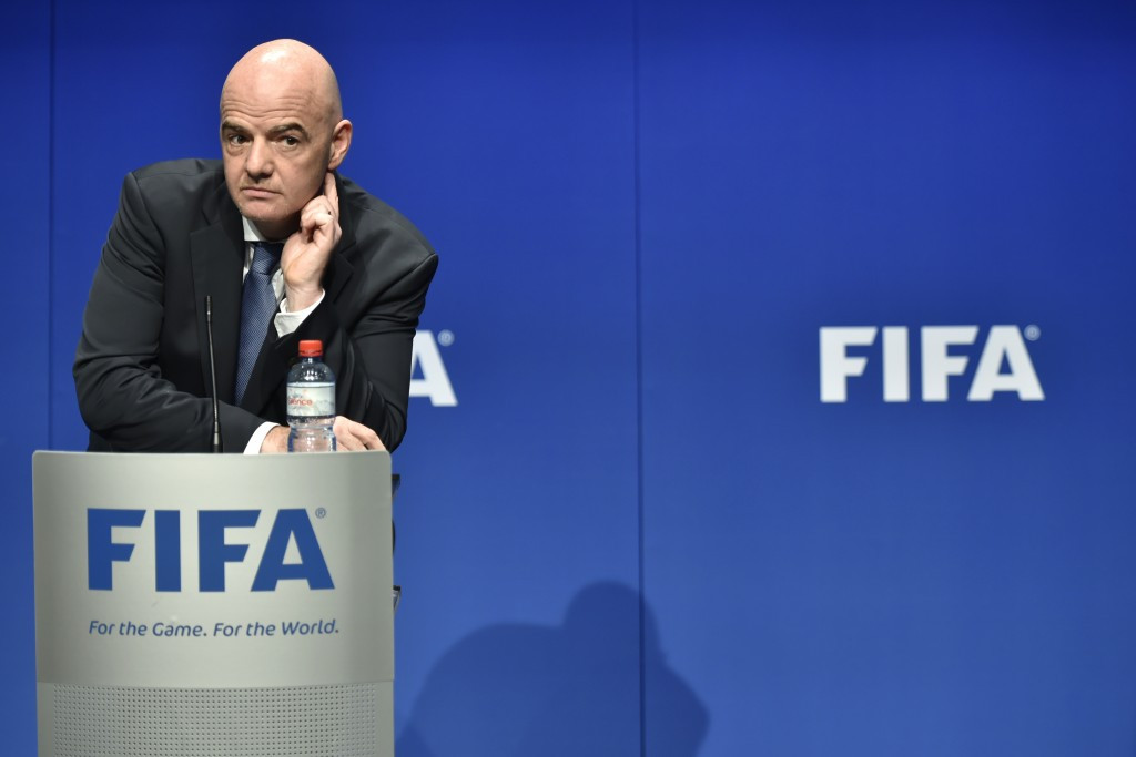 FIFA President Gianni Infantino is seeking to discuss the supposed benefits of the changes with the European Clubs Association, who are opposed to plans to expand the World Cup to 46 countries ©Getty Images