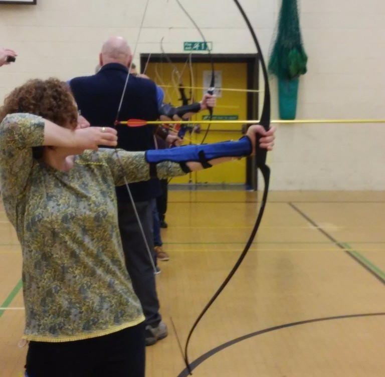 British Blind Sport publish guide to help coaches of visually impaired archers and shooters