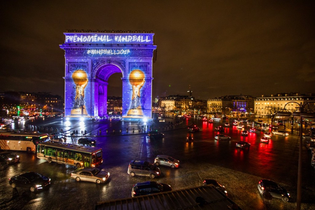 Hosts France set to begin World Handball Championship title defence