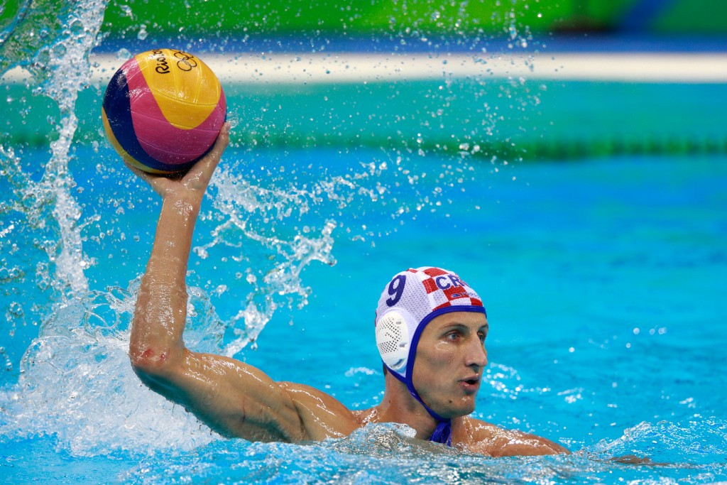 Croatia preserve 100 per cent start to FINA Water Polo World League qualifiers