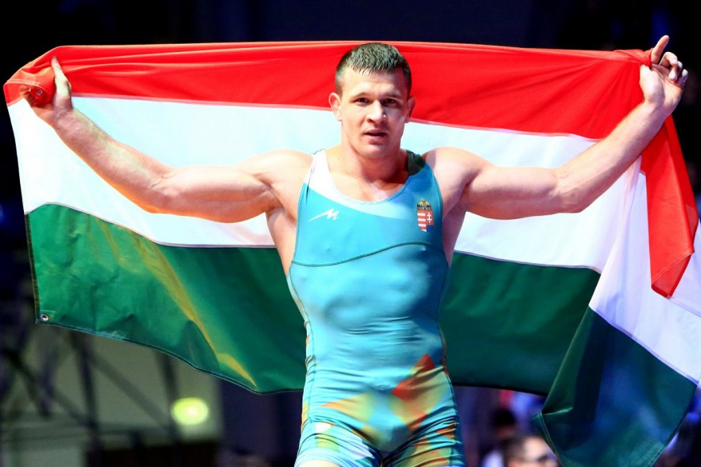 Korpasi and Abacharaev top end of year UWW rankings after earning world titles