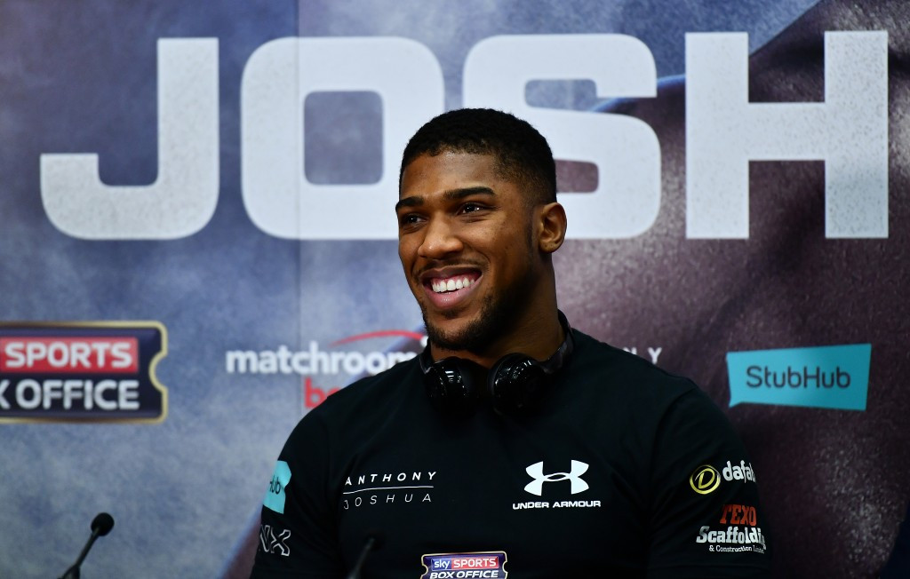 Alan Hubbard: Joshua in pole position for BBC Sports Personality of the Year 2017 as Hamilton faces taxing time