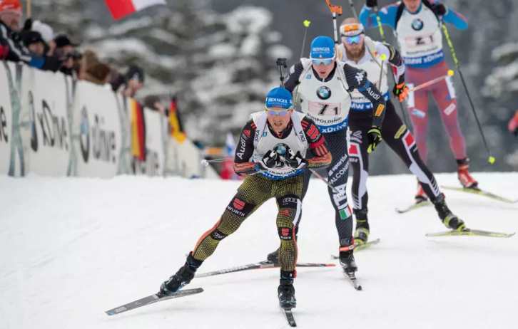 Norway overhaul Russia and Germany to claim IBU World Cup relay spoils