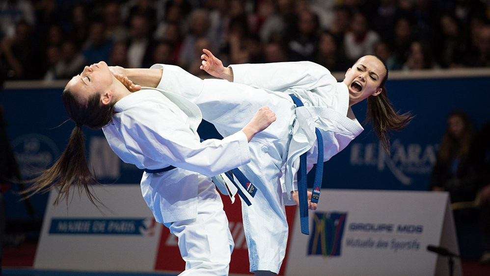 Karate1 Premier League event in Paris set to attract record number of participants