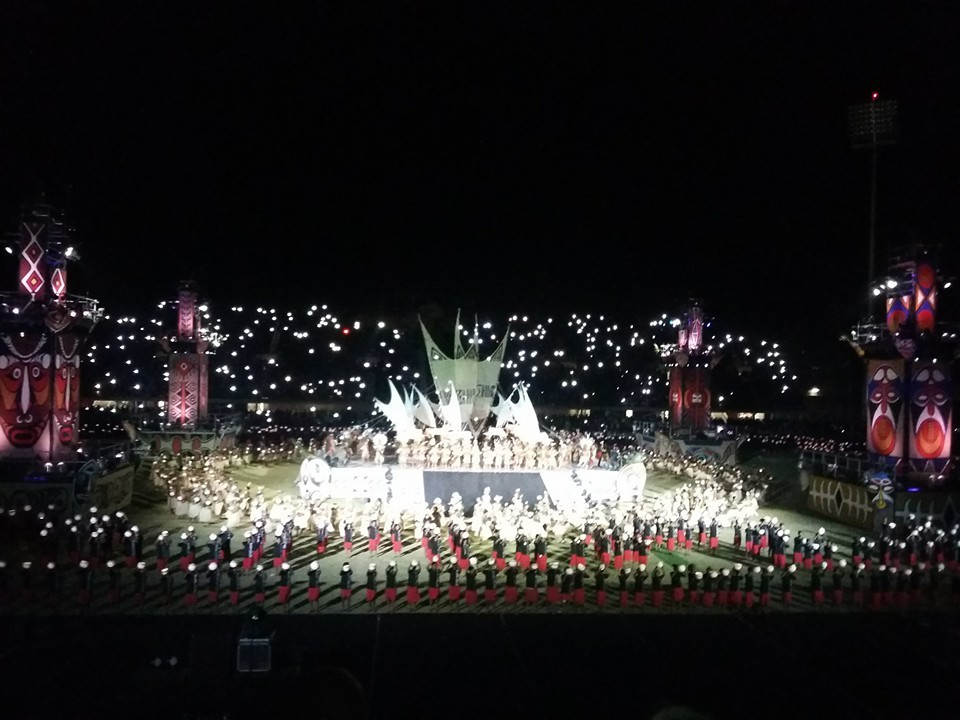 The Pacific Games: Opening Ceremony