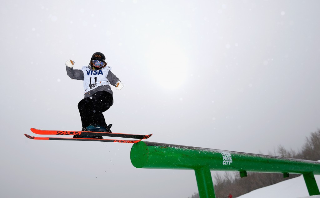 Emma Dahlstrom will be one to watch when the slopestyle season begins ©Getty Images