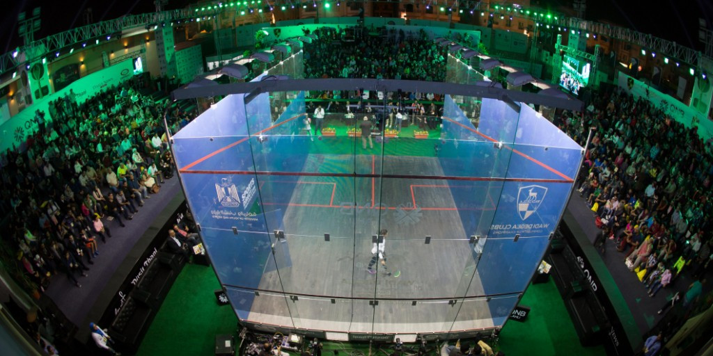 The strategic partnership, which is set to be agreed in detail in the coming months, will focus on creating a joint vision for squash at all levels ©PSA