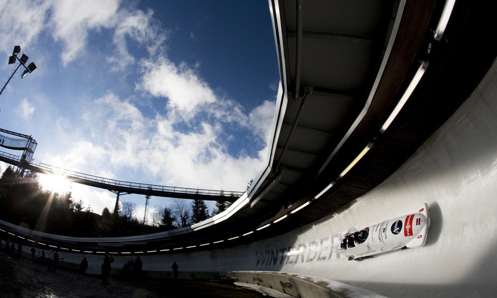 Winterberg is set to play host to both the IBSF World Cup and the IBSF European Championships this weekend ©IBSF