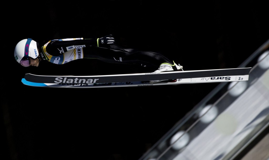 Takanashi tops FIS Ski Jumping World Cup bill in Sapporo