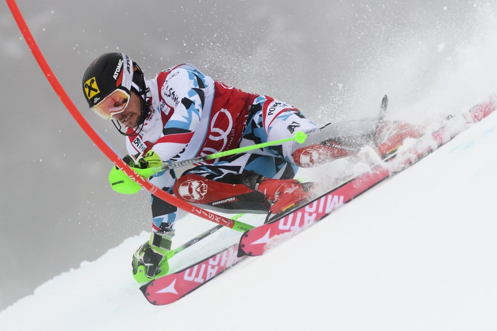 Late schedule change for FIS Alpine Skiing World Cup in Wengen
