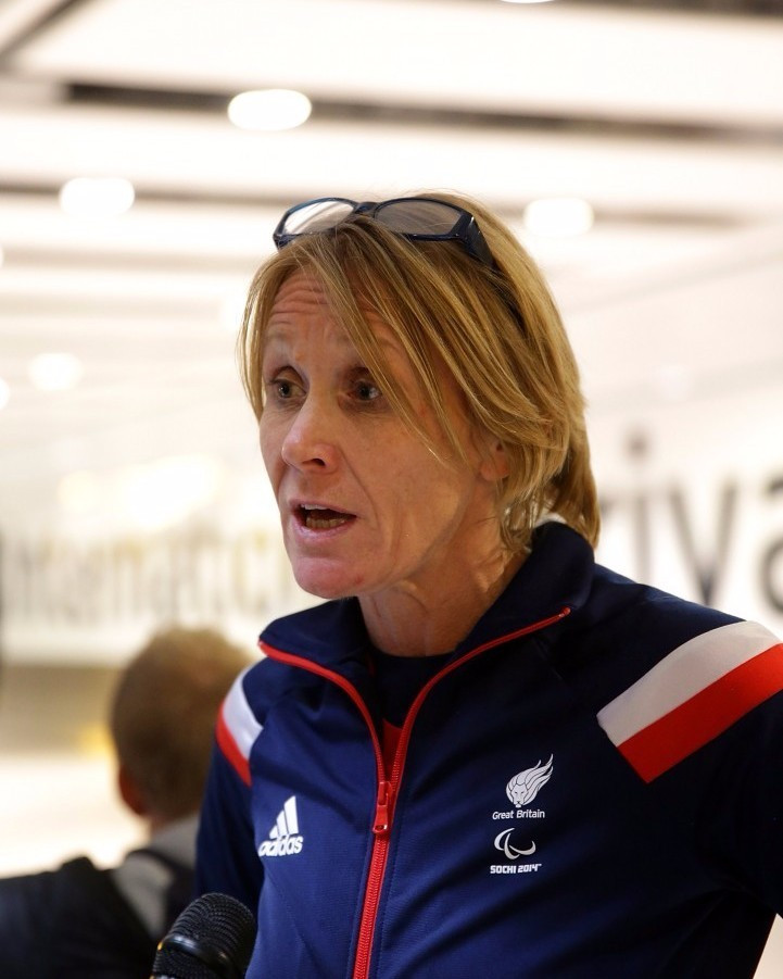 Penny Briscoe has been named as ParalympicsGB's Chef de Mission for Pyeongchang 2018 ©Getty Images
