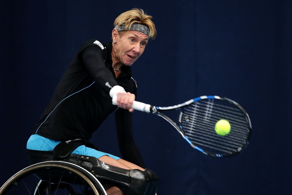 Former world number one Ellerbrock retires from wheelchair tennis
