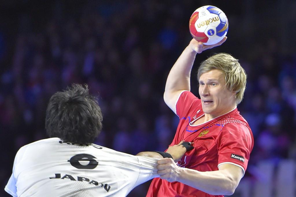 Russia make winning start at World Handball Championships