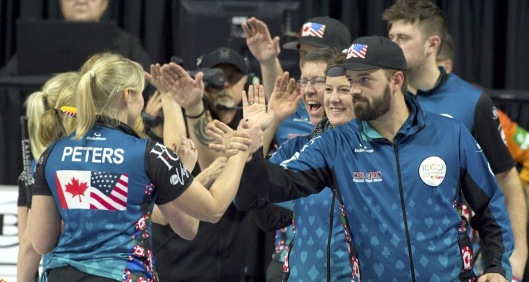 North America and Rest of the World level on Continental Cup opening day