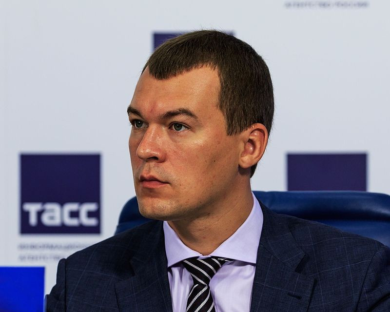 Mikhail Degtyarev will lead a Russian Parliamentary Committee looking into the McLaren Report allegations ©Wikipedia