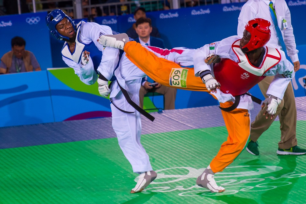 Taekwondo secured a global television reach of nearly 400 million people during the Rio 2016 Olympic Games, according to a report ©WTF