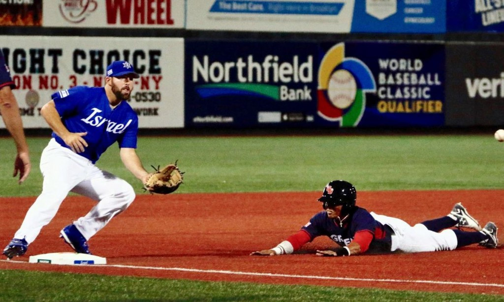 Israel qualified for this year's World Baseball Classic for the first time in their history in 2016 ©WBSC