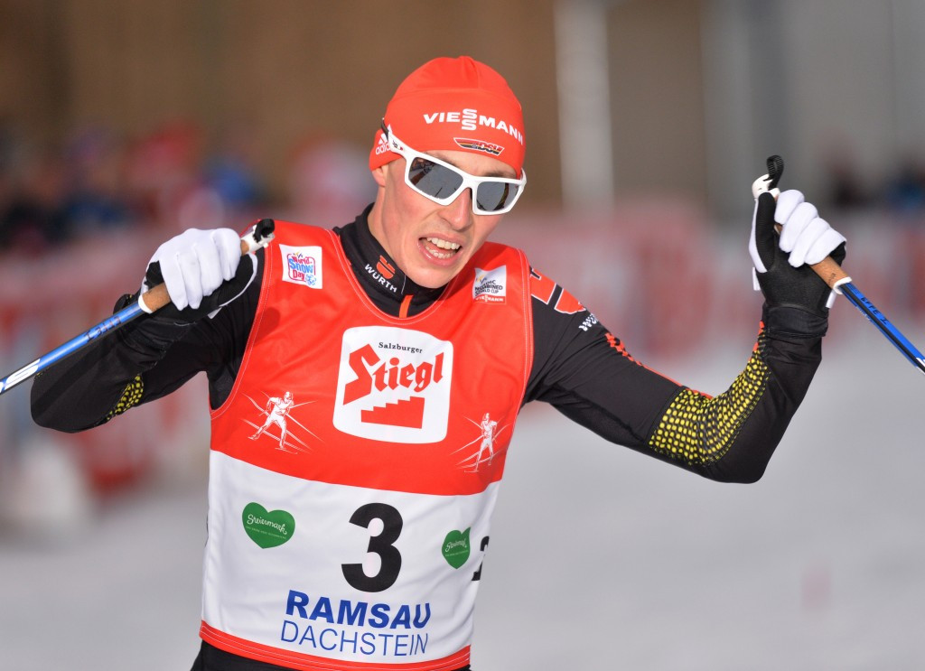 Frenzel extends FIS Nordic Combined World Cup lead after win in Val de Fiemme