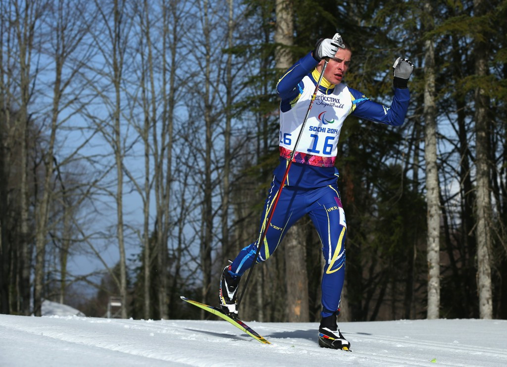 Reptyukh and Kononova among medallists at IPC Para Nordic World Cup in Ukraine