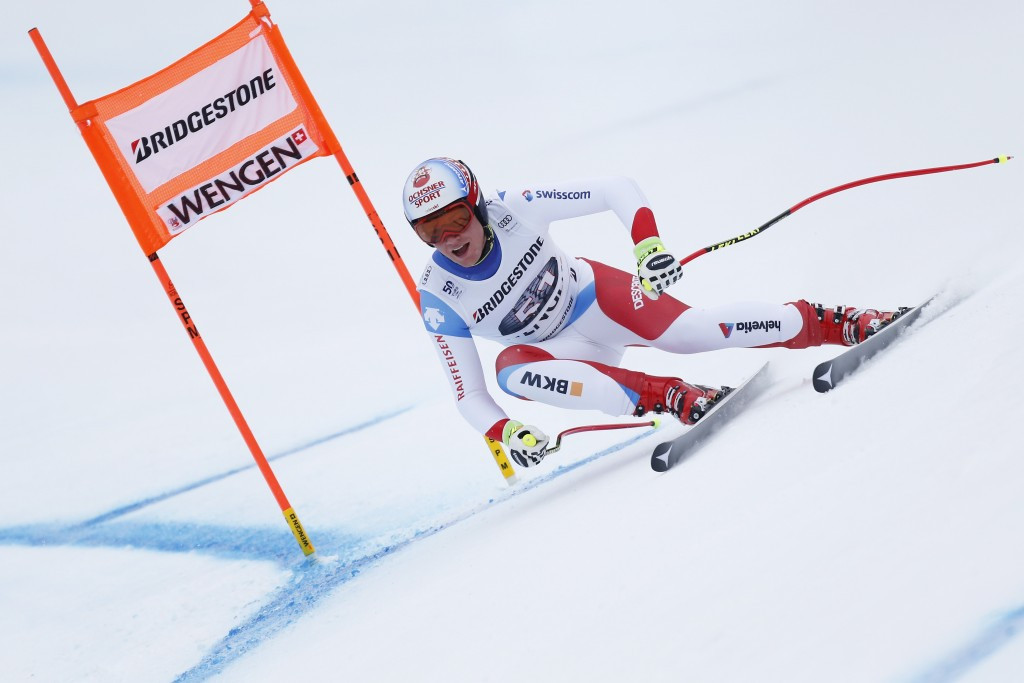 Switzerland's Niels Hintermann claimed a surprise victory ©Getty Images