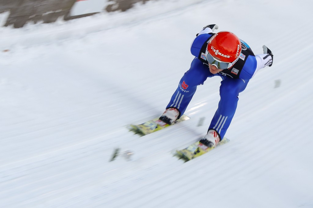 Freitag and Seto leap to leading qualification marks at FIS Ski Jumping World Cups