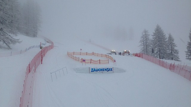 Weather causes Saturday's Alpine Skiing World Cup action to be postponed