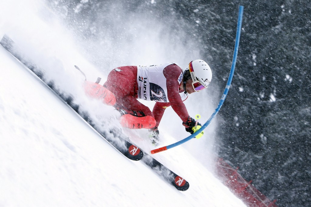 Men's World Cup action in Wengen has also been abandoned today ©Getty Images