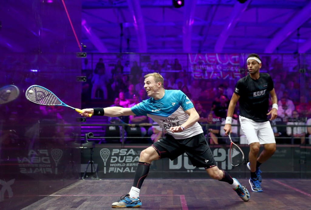 Matthew and Willstrop to meet in PSA Tournament of Champions