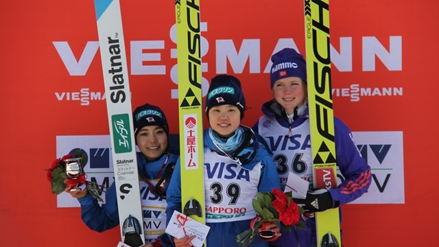 Ito breaks Takanashi dominance to secure maiden FIS Ski Jumping World Cup victory