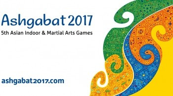 Ashgabat 2017 chairman launches brand for Asian Indoor and Martial Arts Games