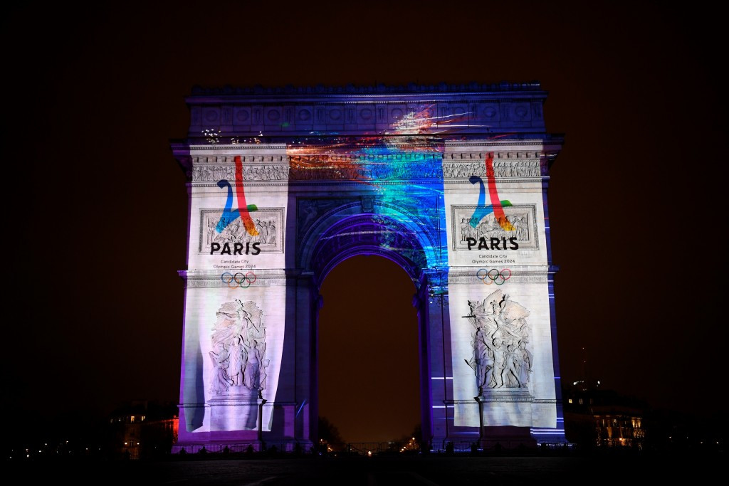Paris are one of the three shortlisted cities bidding for the 2024 Olympic Games ©Getty Images