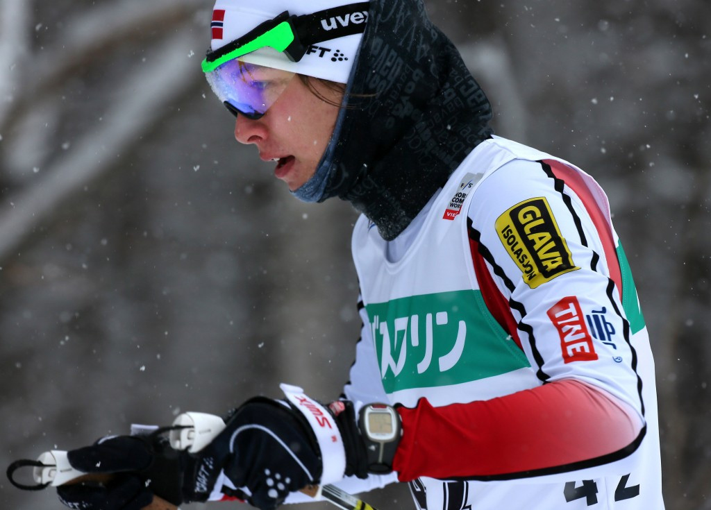 Norway end Germany's dominance with team sprint win at FIS Nordic Combined World Cup