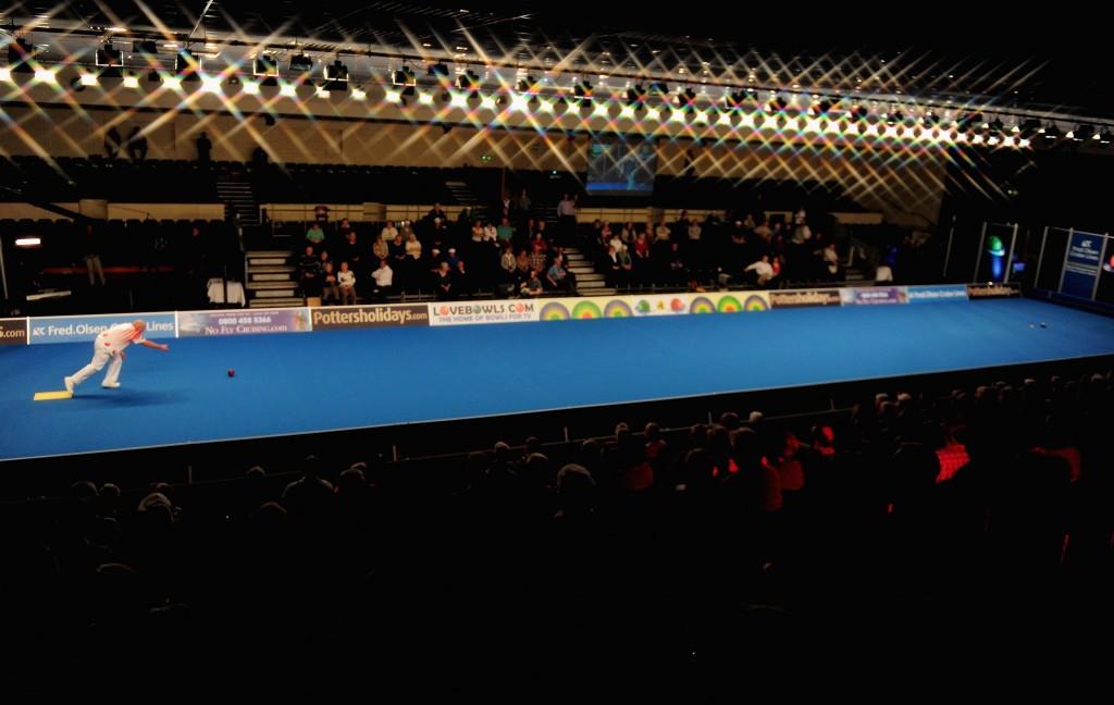 Defending champions make quarter-final exit at World Indoor Bowls Championships