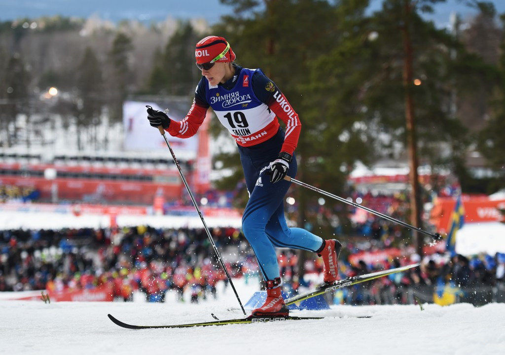 Matveeva and Skar win closely fought FIS Cross-Country World Cup races