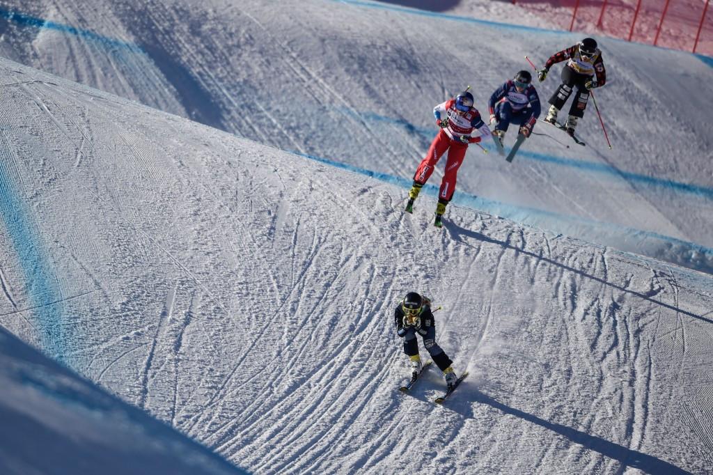 Naeslund triumphs at FIS Ski Cross World Cup in Watles