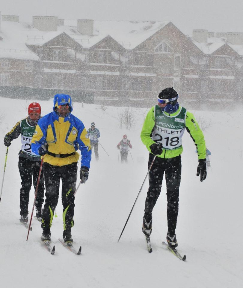 Action at IPC Para Nordic World Cup in Ukraine cancelled due to weather