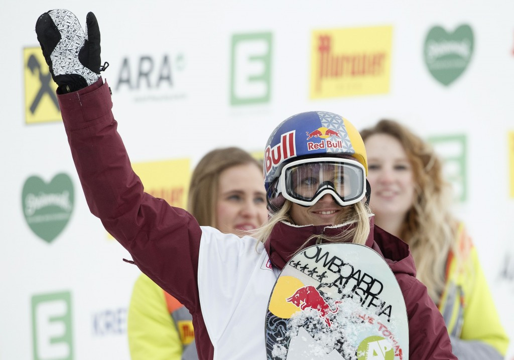 Gasser earns dominant FIS Snowboard World Cup slopestyle victory in Kreischberg