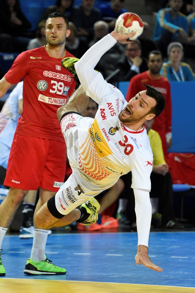 Spain made it two wins out of two in Group B ©Getty Images
